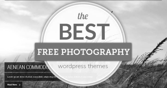 best-4-free-photography-themes