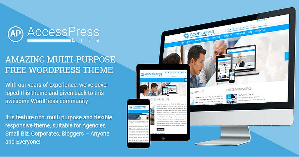 Top Free WordPress Themes for Your Business